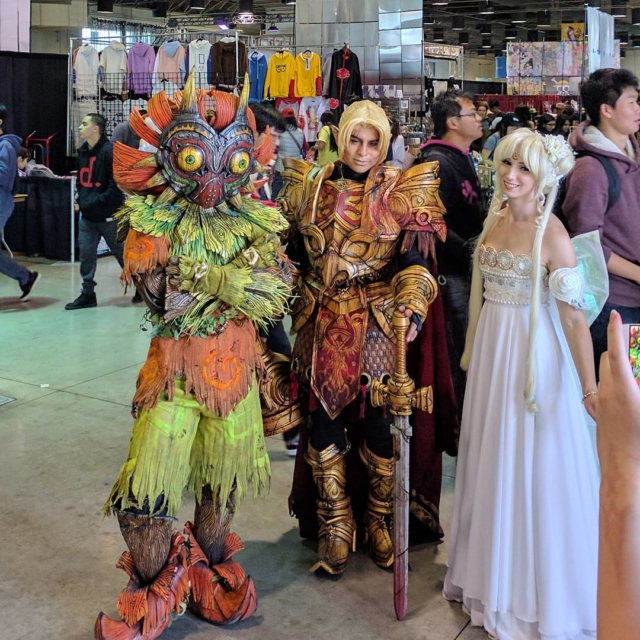 Probably the best cosplay at animeimpulse   cokreeate3d3dprint3dprinting3dprinted3dprinter3dminime3dminimezcorp3dsystemszbrush3dmaxdyicomiccomiccon3dfigurine3dfigurines3dscannerartecartecevagiftbirthdaystanlee