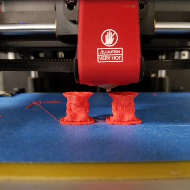 Printing tiny Annabelle on the 86enjoy printer to see howhellip